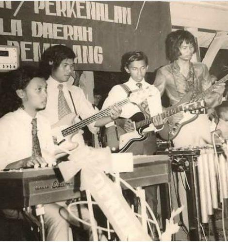 Band Gama (1968-1978).. Haryo Sasongko (mas Kongko)