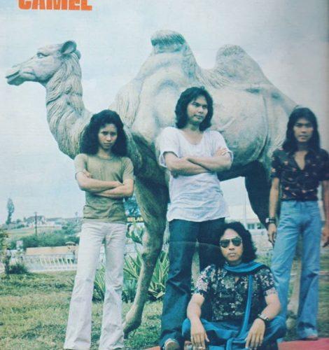 Christmas Camel (1976-1981) .. Haryo Sasongko (mas Kongko)